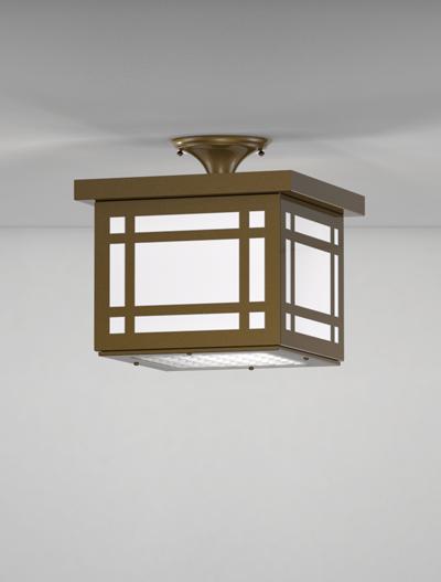 Bismarck Series Ceiling Mount Church Lighting Fixture in Array Finish