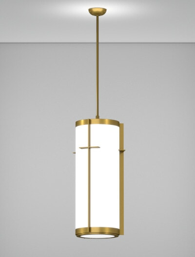 Cleveland Series Pendant Church Lighting Fixture in Array Finish