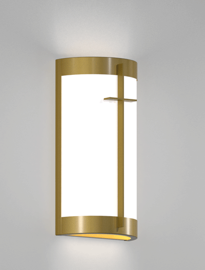 Cleveland Series Wall Sconce Church Lighting Fixture in Array Finish