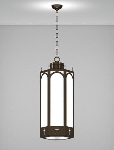 Charleston Series Pendant Craft Metal