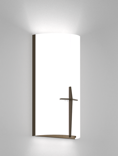 Corvallis Series Wall Sconce Church Lighting Fixture in Array Finish