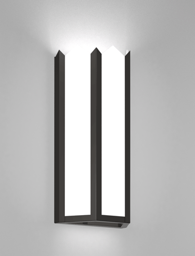 Hancock Series Wall Sconce Church Lighting Fixture in Array Finish