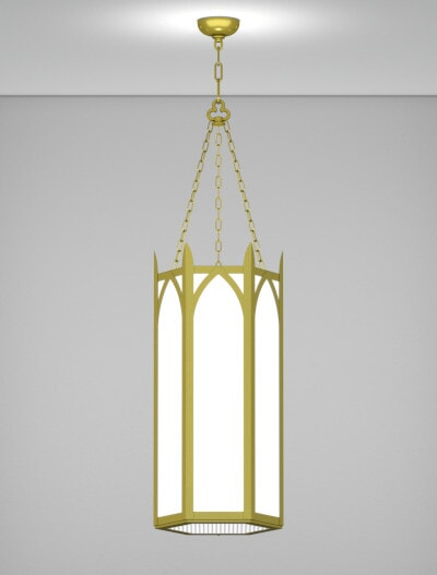 Hagerstown Series Pendant Church Lighting Fixture in Array Finish