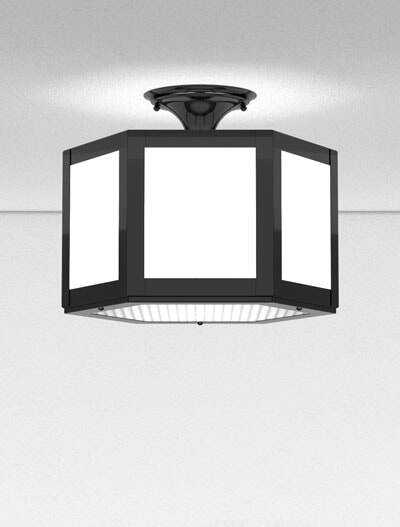 Houston Series Ceiling Mount Craft