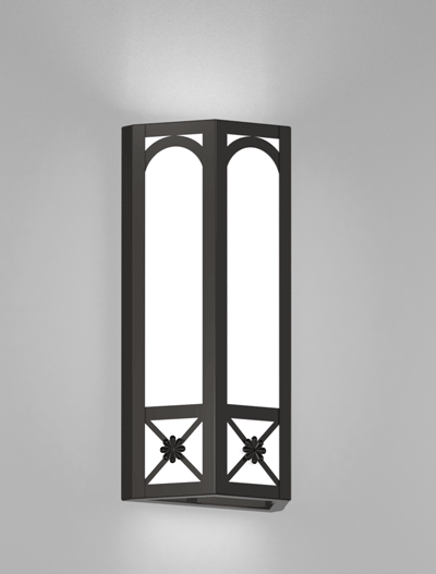 Jamestown Series Wall Sconce Church Lighting Fixture in Array Finish