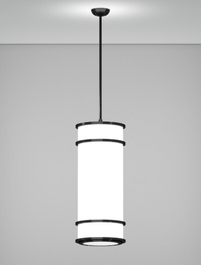 Los Angeles Series Pendant Church Lighting Fixture in Array Finish