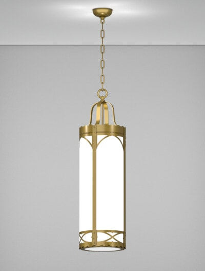 Roxbury Series Pendant Church Lighting Fixture in Array Finish