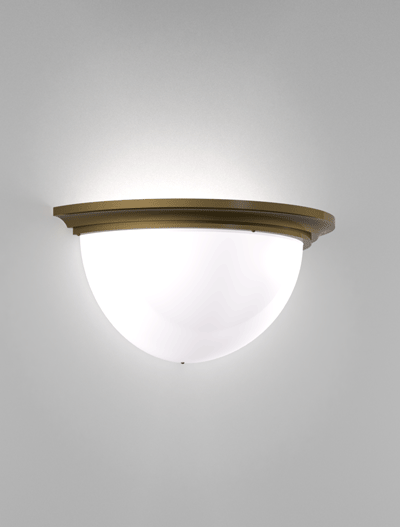 San Francisco Series Wall Sconce Church Lighting Fixture in Roman Gold Finish
