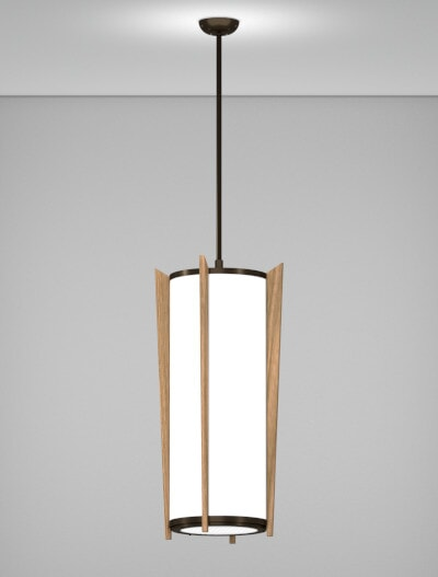Waycross Series Pendant Church Lighting Fixture in Array Finish