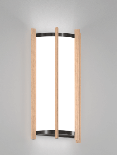 Winston Series Wall Sconce Church Lighting Fixture in Array Finish