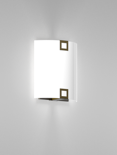 Woodstock Series Wall Sconce WS1030S Church Lighting Fixture in Duranodic 313 Finish