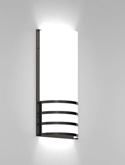 Woodstock Series Wall Sconce WS2132S Church Lighting Fixture in Duranodic 313 Finish