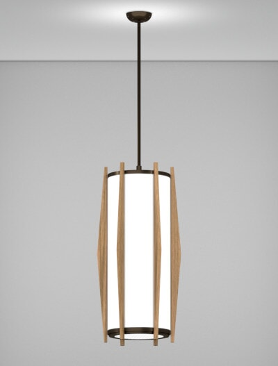 Wichita Series Pendant Church Lighting Fixture in Array Finish