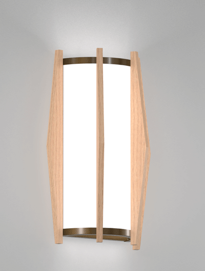 Wichita Series Wall Sconce Church Lighting Fixture in Array Finish