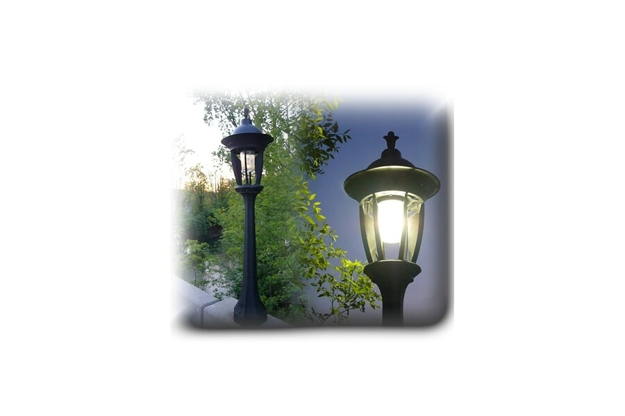 Exterior Lighting - Cambridge City