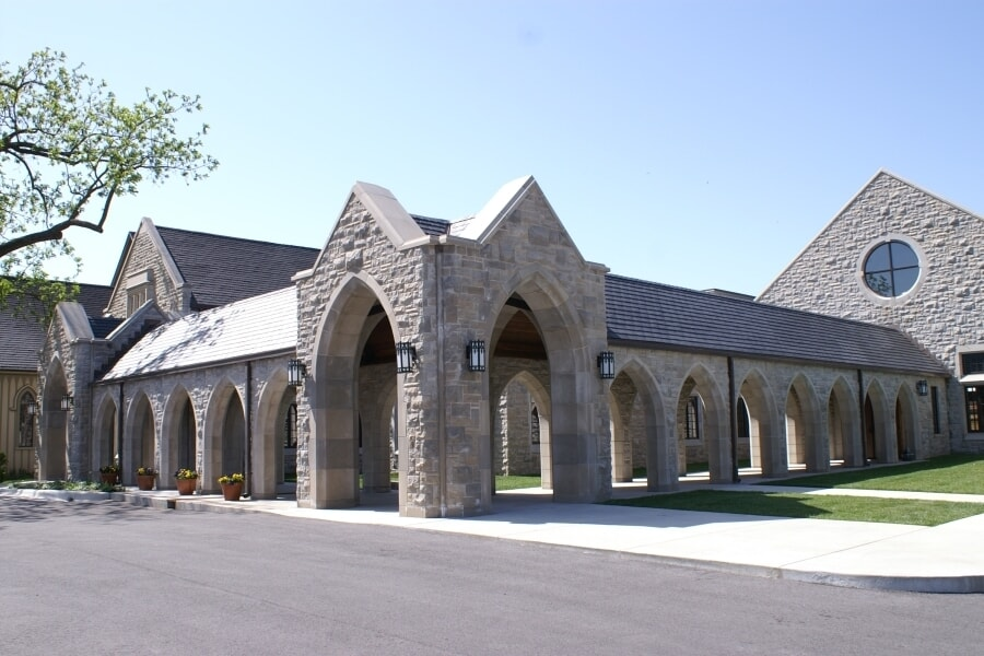 Exterior Lighting - Christ Episcopal Church