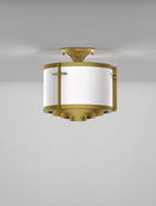 Cleveland Series Ceiling Mount Church Light Fixture