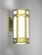 Dover Series Wall Bracket Church Light Fixture