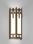 Easton Series Wall Sconce Church Light Fixture