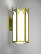 Hagerstown Series Wall Bracket Church Light Fixture