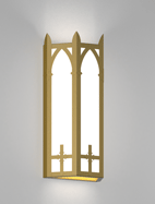 Ipswich Series Wall Sconce Church Light Fixture
