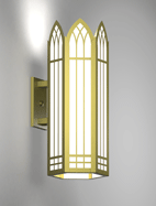 Norwich Series Wall Bracket Church Light Fixture