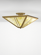 Oak Park Series Ceiling Mount Church Light Fixture