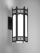 Oxford Series Wall Bracket Church Light Fixture