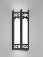 Oxford Series Wall Sconce Church Light Fixture
