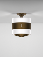 Phoenix Series Ceiling Mount Church Light Fixture