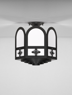 Randolph Series Ceiling Mount Church Light Fixture
