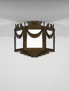 Richmond Series Ceiling Mount Church Light Fixture