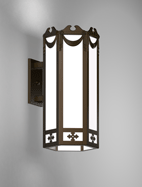 Richmond Series Wall Bracket Church Light Fixture