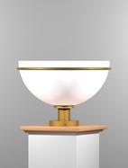 Sacramento Series Pedestal Mount Church Light Fixture