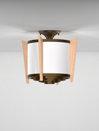 Waycross Series Ceiling Mount Church Light Fixture