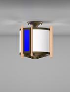 Winchester Series Ceiling Mount Church Light Fixture