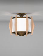 Wichita Series Ceiling Mount Church Light Fixture